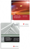 Company Law: Theories, Principles and Applications, 2nd edition and Australian Corporations Legislation 2021 (2 Volume Set) (Bundle) cover
