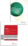 LexisNexis Concise Australian Legal Dictionary, 5th edition and Torts: Cases and Commentary, 8th edition (Bundle) cover