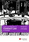 Cases and Materials on Contract Law in Australia, 7th edition cover