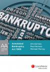Annotated Bankruptcy Act 1966, 8th edition cover