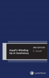 Assaf's Winding up in Insolvency, 3rd edition cover