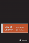 Law of Charity, 3rd edition cover