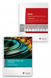 Australian Torts Law, 4th edition and Torts: Cases and Commentary, 8th edition (Bundle) cover