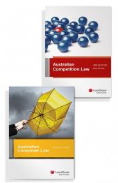 Australian Consumer Law and Australian Competition Law, 3rd edition (Bundle) cover