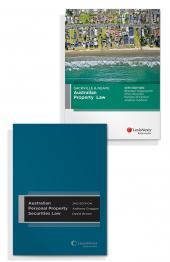 Australian Personal Property Securities Law, 2nd edition and Sackville & Neave Australian Property Law, 10th edition (Bundle) cover