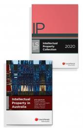 Intellectual Property in Australia, 6th edition and Intellectual Property Collection 2020 (Bundle) cover