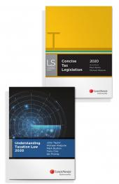 Understanding Taxation Law 2020 and Concise Tax Legislation 2020 (Bundle) cover
