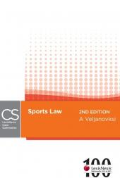 LexisNexis Case Summaries: Sports Law, 2nd Edition cover
