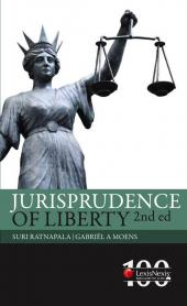 Jurisprudence of Liberty, 2nd Edition cover