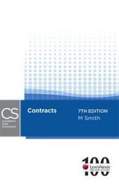 LexisNexis Case Summaries: Contracts, 7th edition (eBook) cover