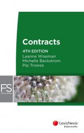 Focus: Contract Law, 4th Edition cover