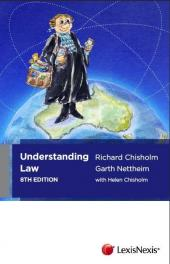 Understanding Law, 8th Edition (eBook) cover