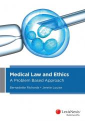 Medical Law and Ethics: A Problem-Based Approach cover