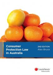 Consumer Protection Law in Australia, 2nd Edition cover
