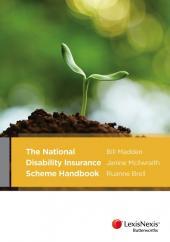 The National Disability Insurance Scheme Handbook (eBook) cover