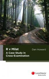 R v Milat: A Case Study in Cross-Examination (eBook) cover