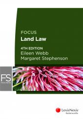 Focus: Land Law, 4th edition cover