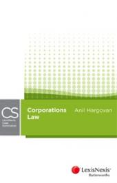 LexisNexis Case Summaries Corporations Law (eBook) cover