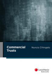 Commercial Trusts (eBook) cover