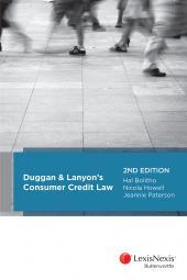Duggan & Lanyon's Consumer Credit Law, 2nd edition cover