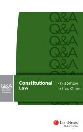 LexisNexis Questions and Answers - Constitutional Law, 4th edition (eBook) cover