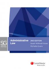 LexisNexis Study Guide: Administrative Law, 2nd edition cover