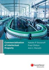 Commercialisation of Intellectual Property (eBook) cover