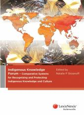 Indigenous Knowledge Forum cover