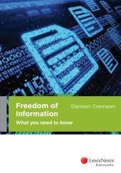 Freedom of Information: What you need to know (eBook) cover