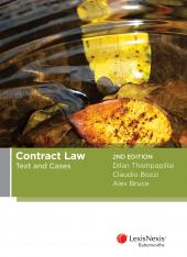 Contract Law – Text and Cases, 2nd edition cover