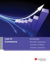 Law in Commerce, 6th edition (eBook) cover