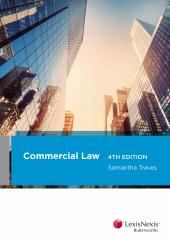 Commercial Law 4th edition cover