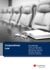 Corporations Law, 5th edition cover