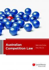 Australian Competition Law, 3rd edition cover