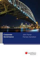 Corporate Governance cover