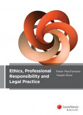 Ethics, Professional Responsibility and Legal Practice (eBook) cover