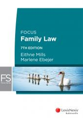Focus: Family Law, 7th edition cover