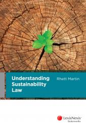 Understanding Sustainability Law (eBook) cover