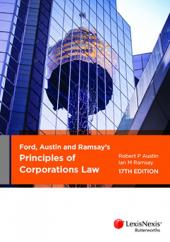 Ford, Austin and Ramsay's Principles of Corporations Law, 17th edition (eBook) cover