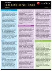 Quick Reference Card: Torts, 3rd Edition cover