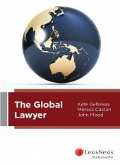 The Global Lawyer cover