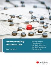 Understanding Business Law, 9th edition cover