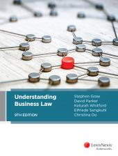 Understanding Business Law, 9th edition (eBook) cover