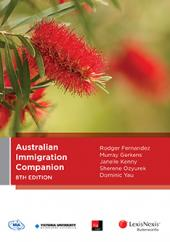 Australian Immigration Companion, 8th edition cover
