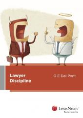 Lawyer Discipline cover
