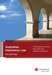 Australian Insolvency Law, 4th edition (eBook) cover