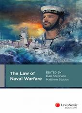 The Law of Naval Warfare cover