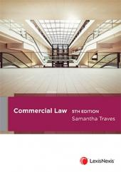 Commercial Law, 5th edition (eBook) cover