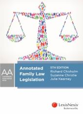 Annotated Family Law Legislation, 5th edition (eBook) cover