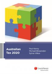 Australian Tax 2020 (eBook) cover